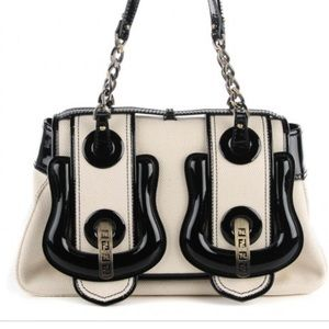 Fendi Vernice patent leather bag